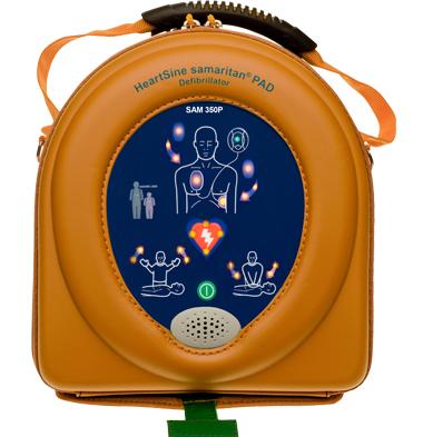 HeartSine 350P Defibrillator