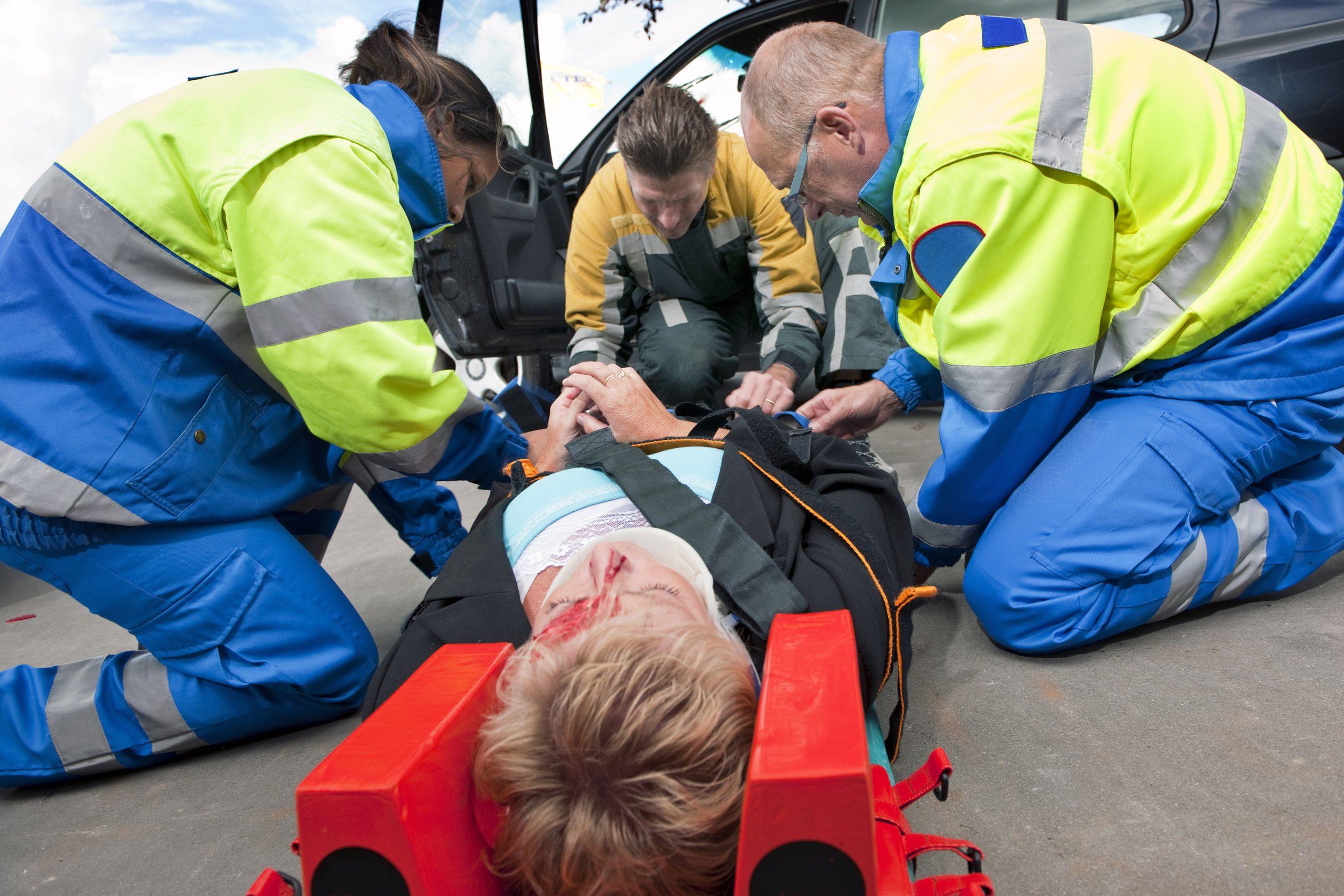 Advanced first aid