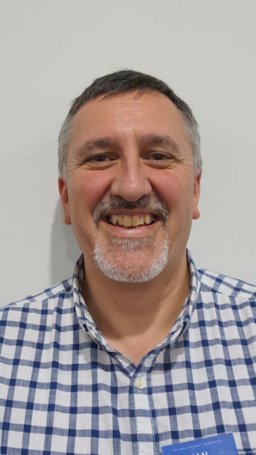 Ian Eyles - Operations Manager