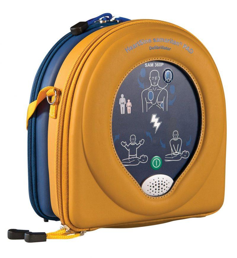 RD360 Defibrillator
