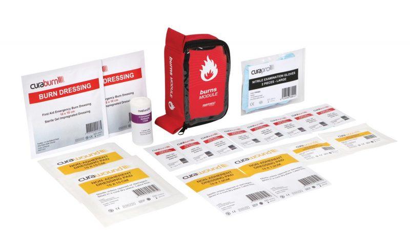 Burns Module First Aid Kit