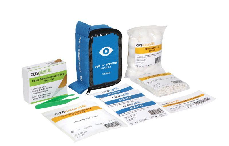 Eye 'n' Wound Module First Aid Kit