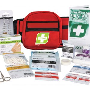 Motorist First Aid Kit, Bum Bag
