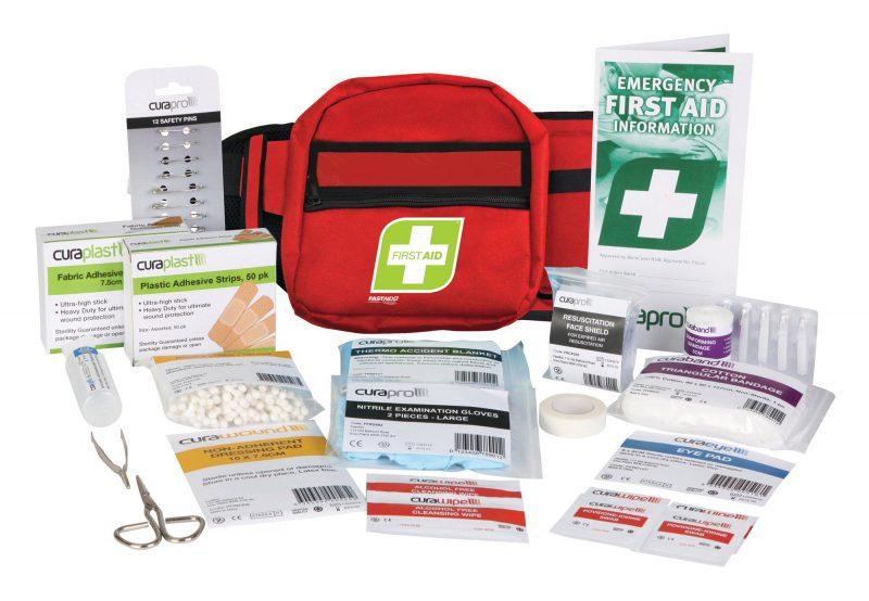 Motorist First Aid Kit, Bum Bag