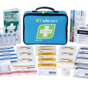 R1 Ute Max First Aid Kit, Soft Pack