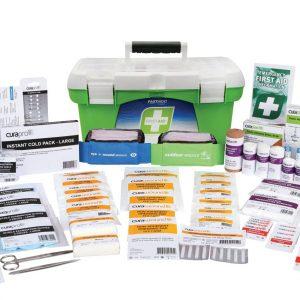 R2 Constructa Max First Aid Kit, Tackle Box