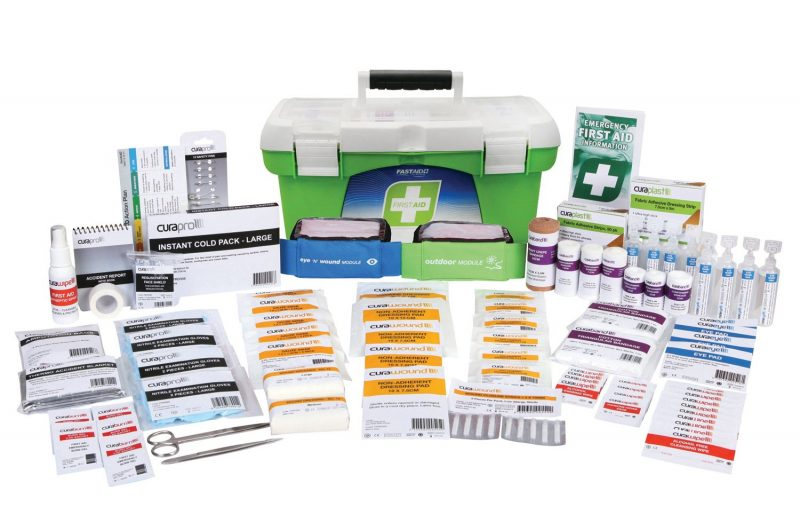 R2 Constructa Max First Aid Kit, Tackle Box