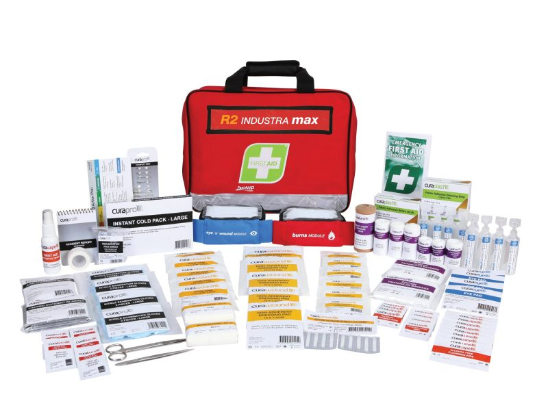 R2 Industra Max First Aid Kit, Soft Pack