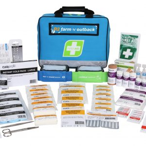 R2 Farm 'N' Outback First Aid Kit, Soft Pack