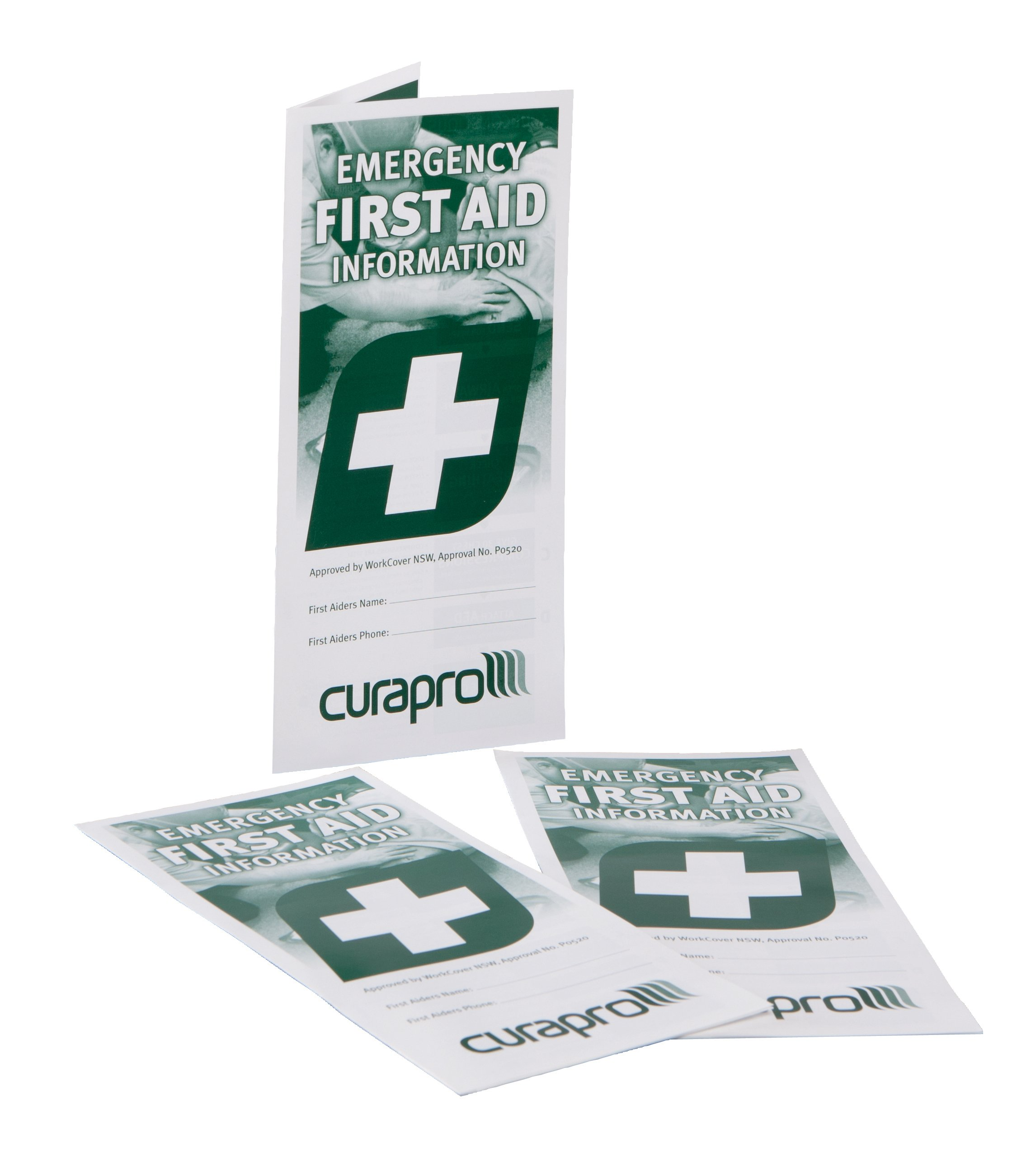Emergency First Aid Information Booklet