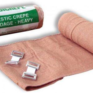 Crepe Bandage, Heavy Weight, 5cm