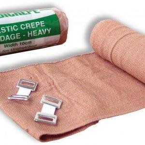 Crepe Bandage, Heavy Weight, 10cm