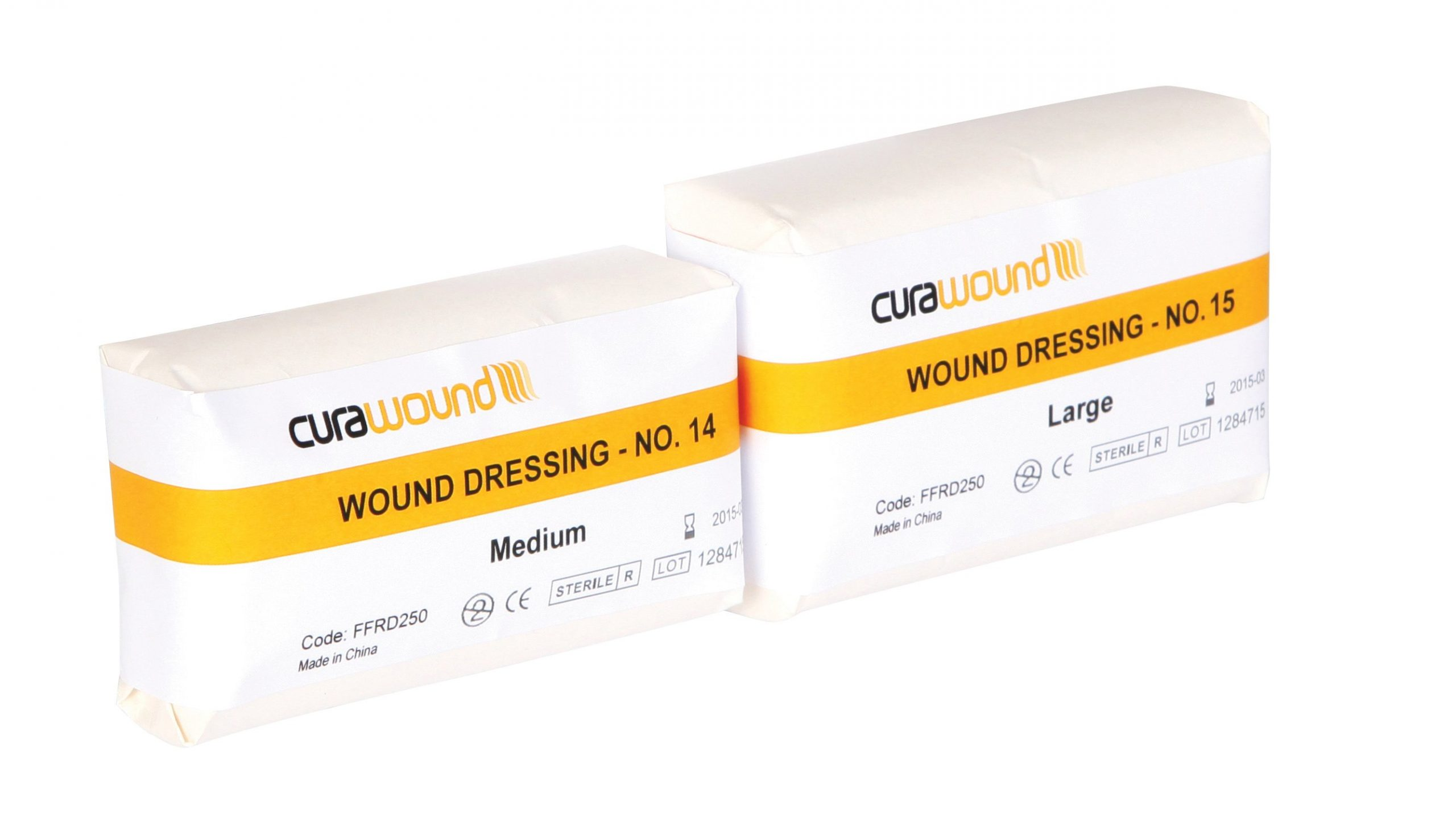Wound Dressing, No. 15