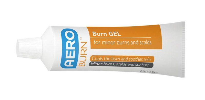 Hydrogel Burns Gel, 25g Tube