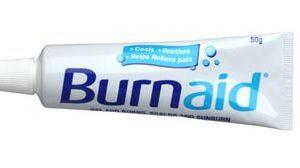 Hydrogel Burns Gel, 50g Tube