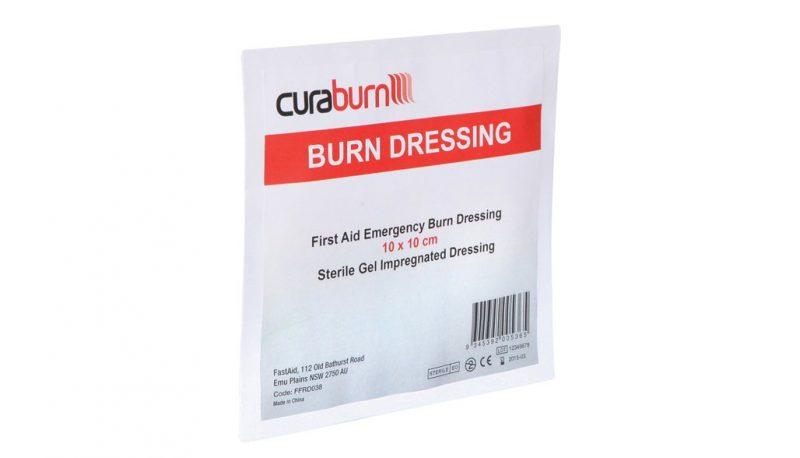 Hydrogel Burns Dressing, 10 x 10cm