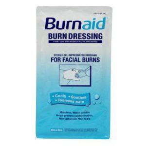 Hydrogel Burns Face Mask Dressing, 60 x 40cm