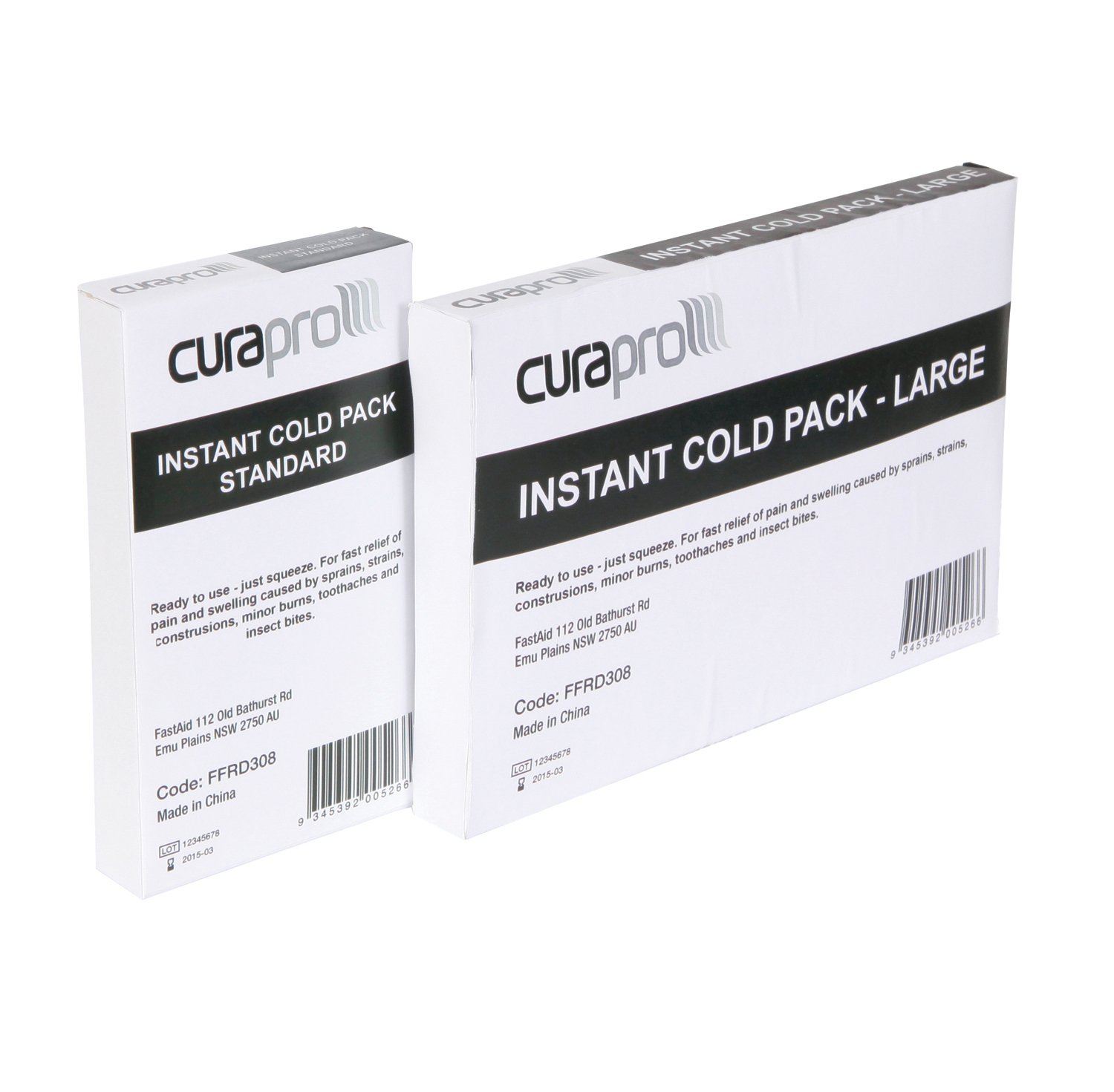 Instant Cold Pack, Large