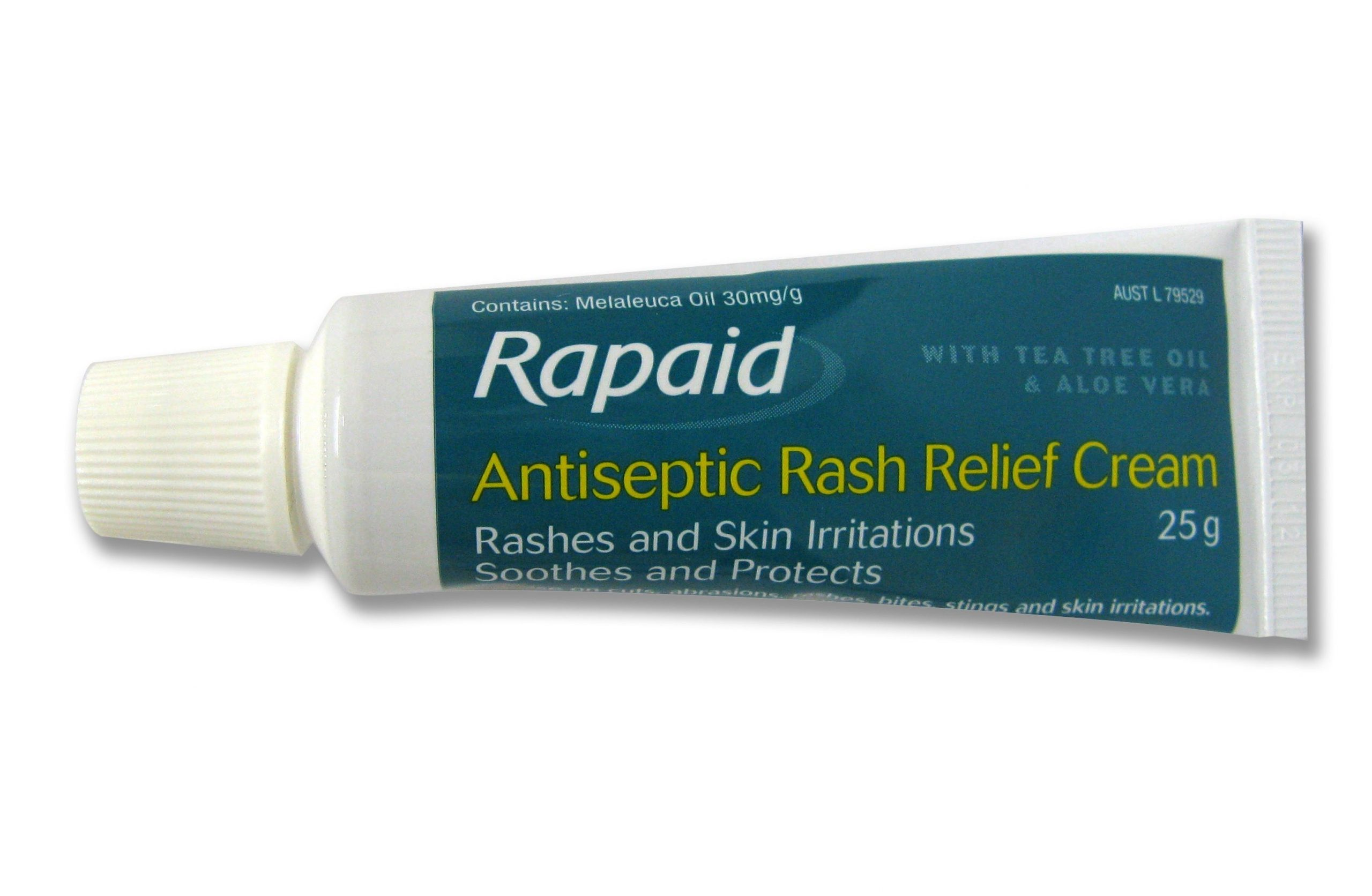 Antiseptic Cream, 25g Tube