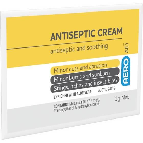 Antiseptic Cream, 1g Sachet