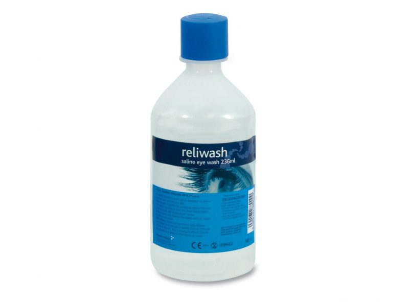 Eye Wash Solution, 236ml Bottle