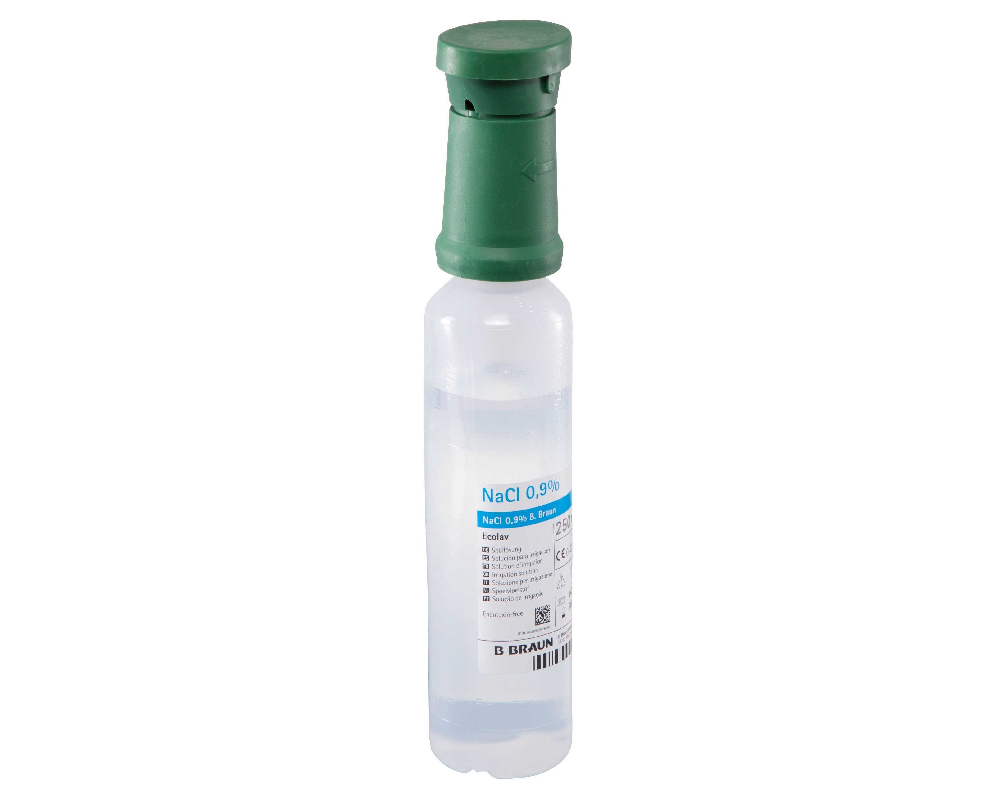 Drop Eye Wash Solution, 250ml Bottle