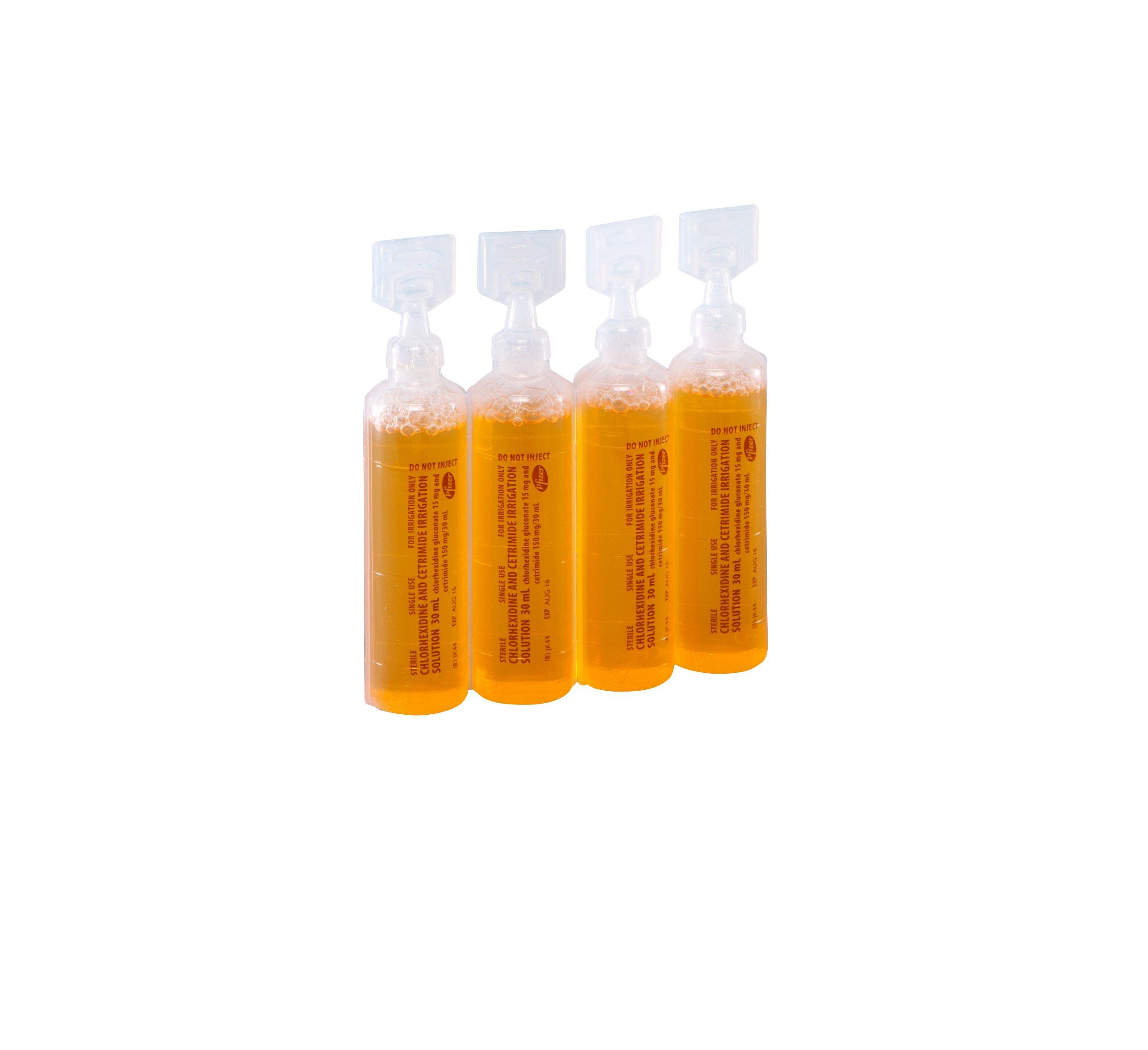 Cetrimide Liquid, 30ml Ampoule