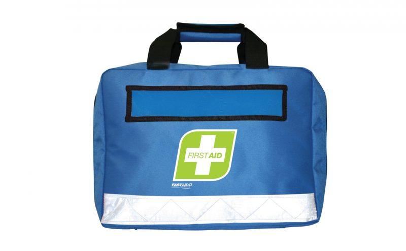 First Aid Soft Pack, R2 Blue