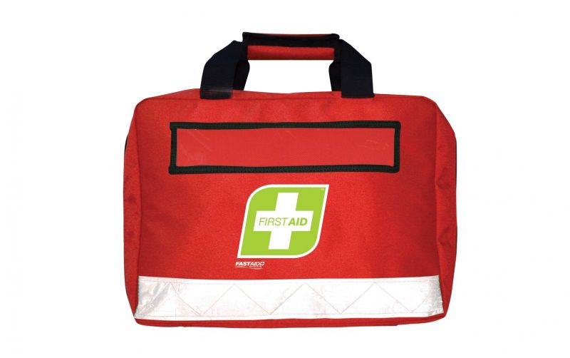First Aid Soft Pack, R2 Red