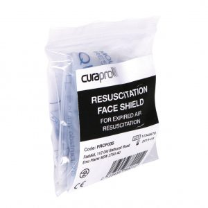 Disposable CPR Face Shield