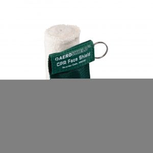 CPR Face Shield, Key Ring Bag