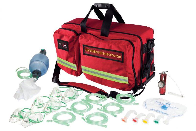 Trek Oxygen Kit, Oxy-Resus Advantage, Soft Case