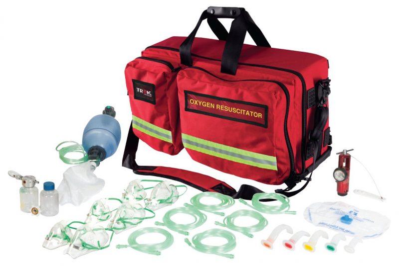 Trek Oxygen Kit, Oxy-Rescue Medic, Soft Case