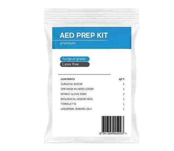 AED Basic Prep Kit