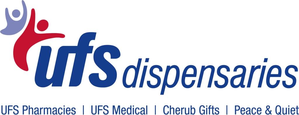 UFS Dispensaries logo