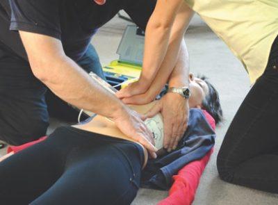 HLTAID001 - Perform cardiopulmonary resuscitation (CPR)